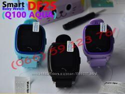 DF25 - Водонепроницаемые Детские GPS часы Smart Baby Watch от производителя