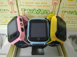 Детские умные часы телефон трекер Smart Baby Watch Q528 камера и фонарик