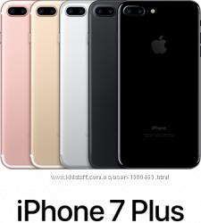 Мобильный телефон IPhone 7 Plus экран 5. 5