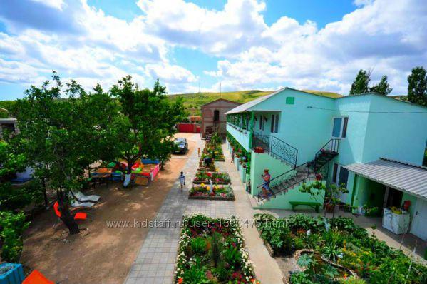 Жилье в Керчи в Курортном снять недорого База отдыха в Крыму