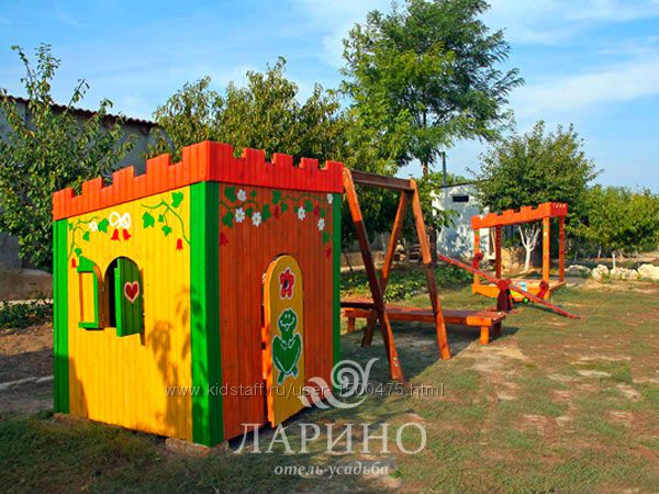 #3: Тарханкут жилье