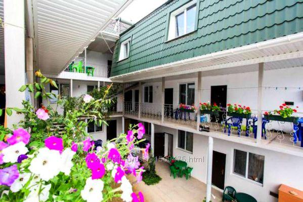 Алушта Солнечногорское снять жилье у моря гостевой дом