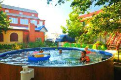 Жилье в Кучугурах снять недорого в гостевом доме Темрюк