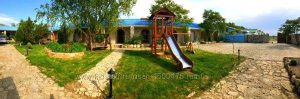 #2: Оленевка Крым жилье