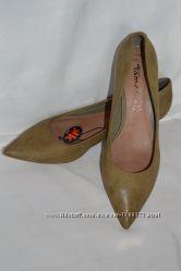 Туфлі лодочки замш Tamaris розмір 41, туфли
