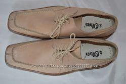 Туфлі шкіряні Olivers розмір 45, туфли кожа