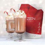 Зен Фьюз США  шоколадный и ванильный вкус