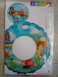 Надувные круги от 6 до 10 лет