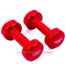 Гантели виниловые IronMaster 1 кг