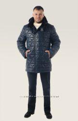 Мужская зимняя куртка Мачо. Есть большие размеры2 цвета
