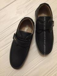 Темно синие туфли ТОМ. М, 31-38разм, замеры