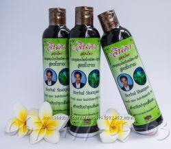 Натуральный травяной шампунь от выпадения волос Jinda Баймисот