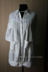 Блуза-рубашка для беременных, р. 44-46.