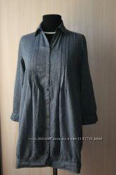 Блуза-рубашка для беременныхр 44.