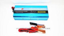Powerone 600W Преобразователь с чистой синусоидой ACDC 12v
