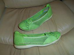 Балетки, туфли, сандалии Geox кожа, р. 37 стелька 23, 5 см