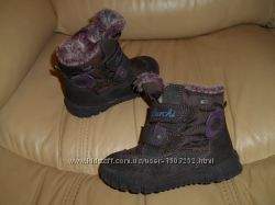 Ботинки, сапоги детские Salamander Lurchi мембрана Tex Италия, 25 стелька