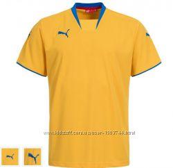 PUMA V-design мужская футбольная футболка