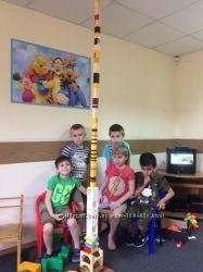 Детский коррекционно-развивающий лагерь детей с аутизмом.