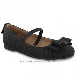 Туфли балетки кожаные Mayoral размер 27 для девочки.