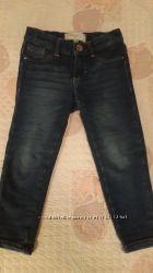 Стрейчевые джинсы скини Mayoral Испания 2 года, 98 см.