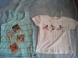 Пакет вещей для девочки 7-9 лет