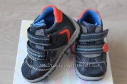 Новые кожанные ботинки Beeko