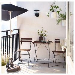 Замечательный комплект садовой мебели ИКЕА, акция IKEA