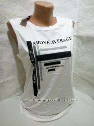 Молодежные стильные футболки C&A