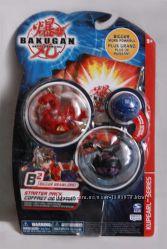 Набор игрушек Бакуган 3 шт в блистере 3. 2см