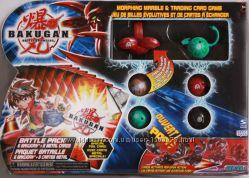 Набор игрушек Бакуган 6 шт в коробке 2. 8см