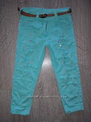 Джинсики и штанишки на малышку