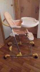 Стульчик для кормления GEOBY кресло качалка