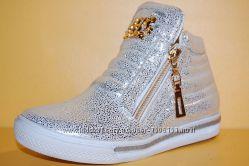 Детские демисезонные ботинки ТМ Bistfor Код 89013 размеры 26-31
