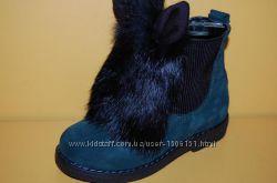 Детские демисезонные ботинки ТМ Bistfor Код 70445 размеры 26-35