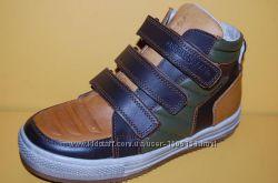 Детские демисезонные ботинки ТМ Bistfor Код 70302 размеры 24-36