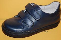 Детские кожаные туфли ТМ Bistfor код 79354 размеры 24-35