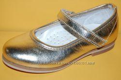 Детские кожаные туфли ТМ Bistfor код 79746 размеры 25-31