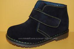 Детские демисезонные ботинки ТМ Bistfor Код 60453 размеры 24, 25, 31