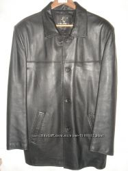Куртка из натуральной кожи в отличном состоянии
