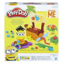 Плей до миньоны Play-Doh Minions Paradise Set