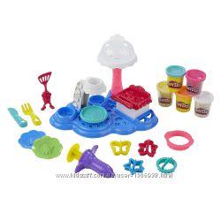 Плей до кухня Сладкая вечеринка Play-Doh cake party