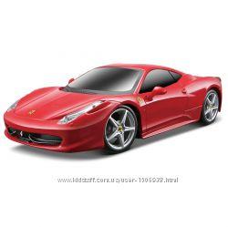 Машинка на радиоуправлении Maisto Ferrari 458 Italia