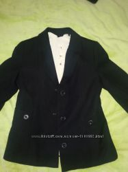 Пиджак школьный для девочки 134 розмер