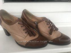 Туфлі жіночі шкіряні 39р.