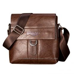 Стильная мужская сумка, сумка мужская через плечо