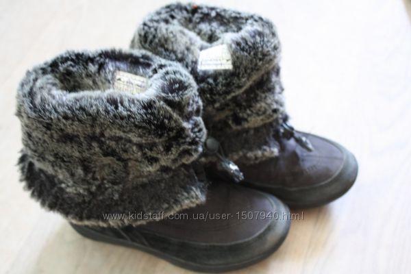 Супер теплые зимние сапожки ф. VIKING р-29 в хорошем состоянии