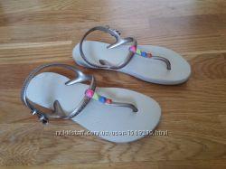 Оригинальные сандали вьетнамки шлёпки Havaianas, EUR 29-30 20 см.