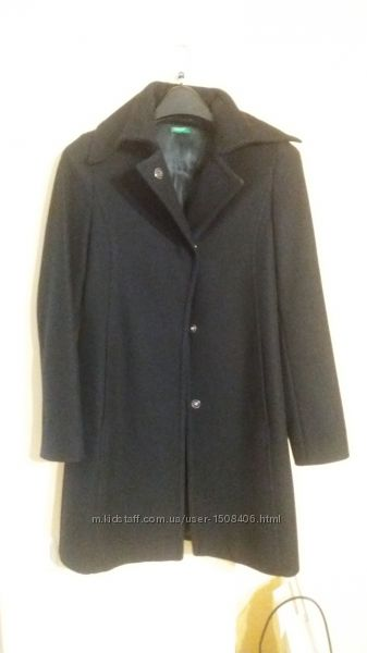 Женское пальто Benetton 36 р.