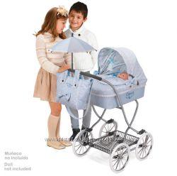 DeCuevas Коляска с сумкой и зонтиком серии Кэрол 90 см 80222
